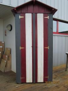 armoire de rangement extérieur 87