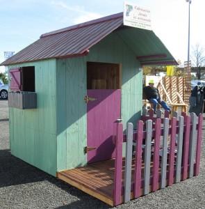 cabane enfants en bois 87