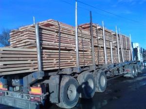 débit de bois douglas 87